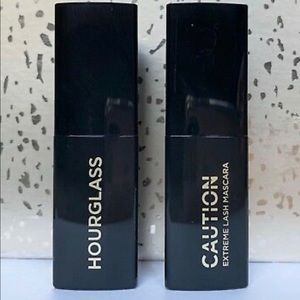 2x Hourglass CAUTION Extreme Lash Mascaras